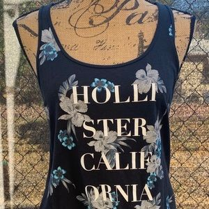 🌺 Hollister size small shirt